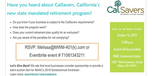CalSavers-Understanding the Program and the Alternative Options Available