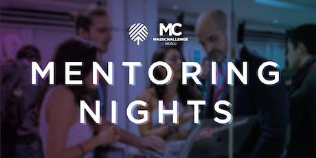 Facebook Mentoring Nights entradas