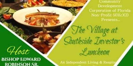 The Village at Southside Investor's Luncheon tickets