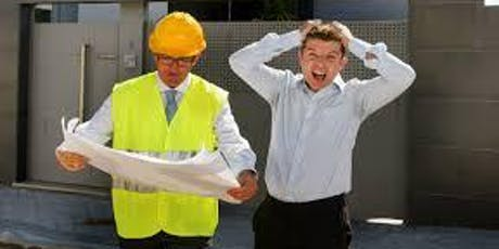 7 Things to Never Say to a Contractor tickets
