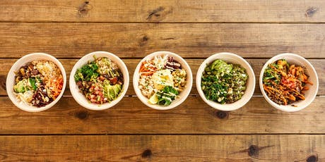 Fresh Meal Prep Demo with della bowls and Your Green Mermaid tickets