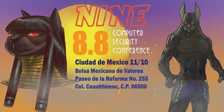 8.8 NINE Mexico tickets