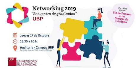 Networking 2019 entradas