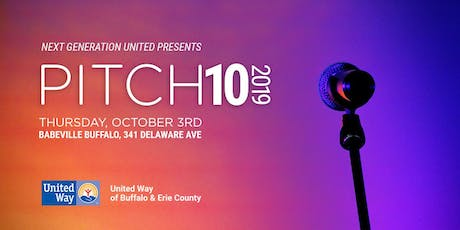 Pitch 10 2019 tickets