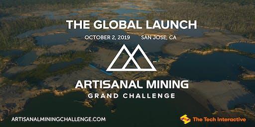The Artisanal Mining Grand Challenge Global Launch