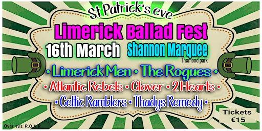 Limerick Ballad Fest