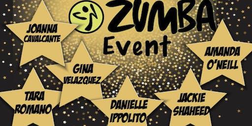 Team Shamrock Zumba Fundraiser