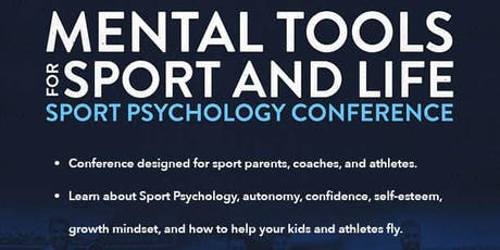 Mental Tools for Sport and Life  tickets