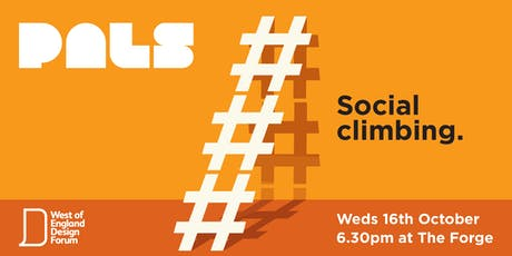 WEDF PALS: Social Climbing and Creative Writing tickets