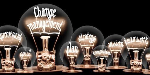 Boise Change Management Exchange - October 2019