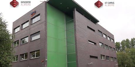 Opening Datacenter Almere en ICT Campus Almere 3 oktober tickets