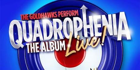 Quadrophenia, the album - LIVE! | The 1865 tickets