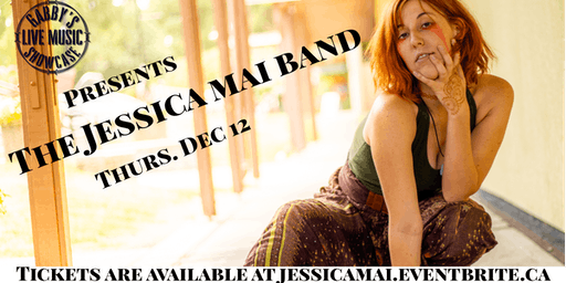 Jessica Mai Band - Gabby's Live Music Showcase