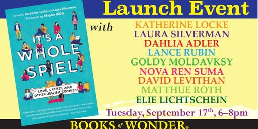 Launch Event for IT'S A WHOLE SPIEL!!