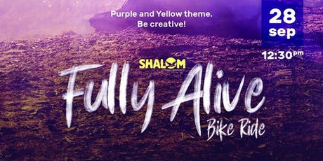 Fully Alive Bike Ride tickets