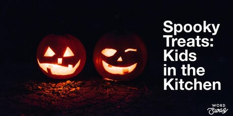 Spooky Treats: Kids in the Kitchen Session 2 tickets