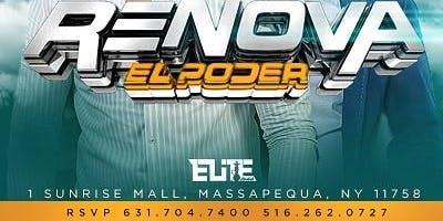 Elite Hookah 4th Year Anniversary Party Live Performance by Renova El Poder
