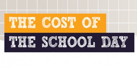 Cost of the School Day - Parent, carer & community workshop tickets