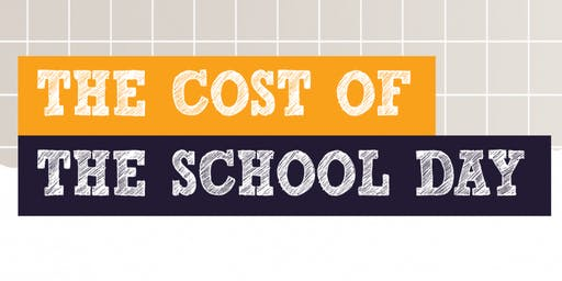 Cost of the School Day - Parent, carer & community workshop