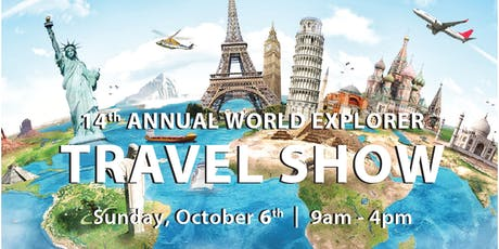 World Explorer Travel Show tickets