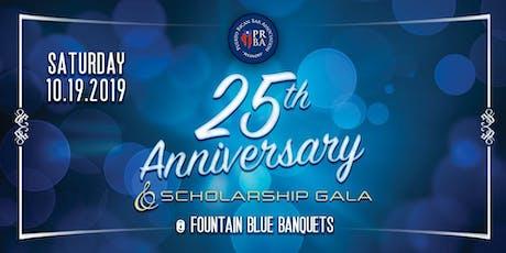PRBA 25th Anniversary Scholarship & Gala tickets