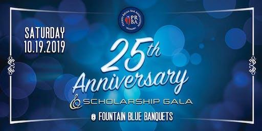 PRBA 25th Anniversary Scholarship & Gala