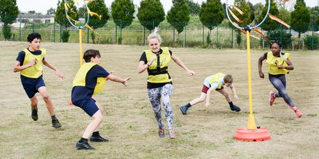 Kent - Introduction to Quidditch - Certification  tickets
