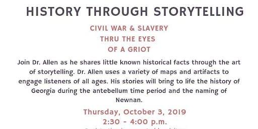 History Through Storytelling