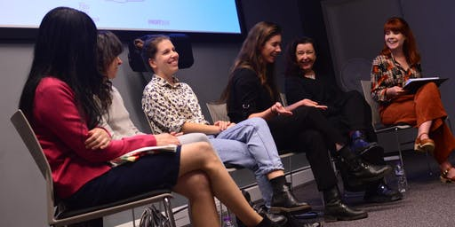 Stories of Women in Film: Panel Discussion
