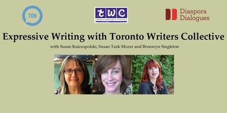Expressive Writing with Toronto Writers Collective tickets