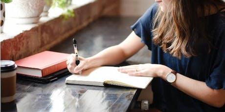 Hello Boss Girl Productivity Journaling Workshop tickets