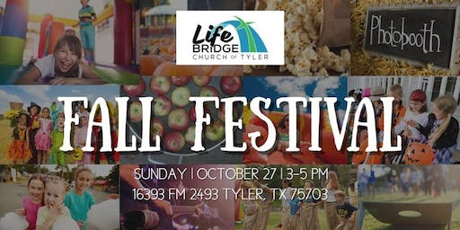 LifeBridge Tyler Fall Festival