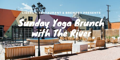 Sunday Yoga Brunch with The River tickets