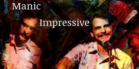 Manic Impressive: A Comedy Show About Bipolar Disorder tickets
