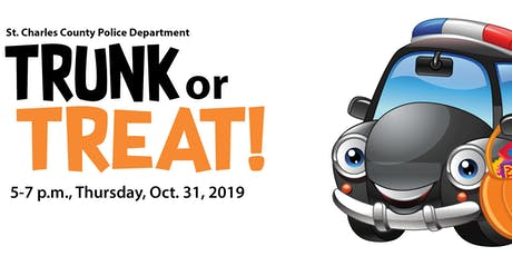 SCCPD Trunk or Treat tickets
