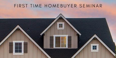 First Time Homebuyer Seminar Atlanta Northwest tickets