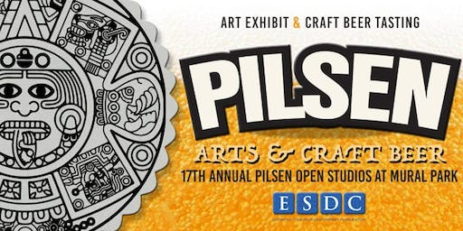 Pilsen Arts & Craft Beer Tasting in Pilsen