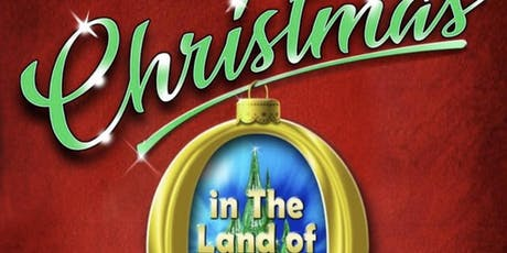 Christmas in Oz ~ Sunday, December 15th tickets