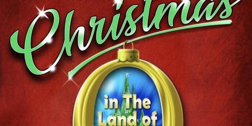 Christmas in Oz ~ Sunday, December 22nd