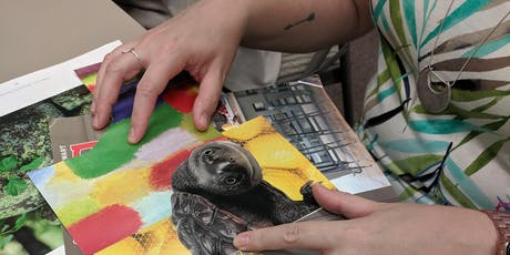 Monthly SoulCollage® Card Making Studio tickets