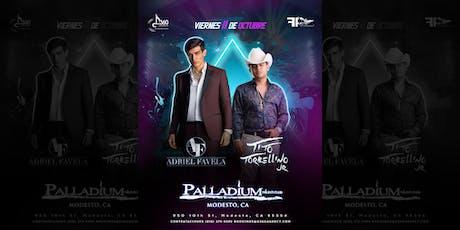 Adriel Favela & Tito Torbellino Jr | Modesto, CA tickets