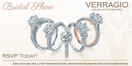Verragio Engagement Ring and Wedding Band Trunk Show tickets