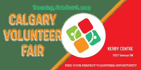 2nd Annual Calgary Volunteer Fair tickets