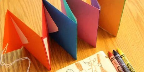 Let's Make a Book! Children's Workshop tickets