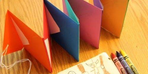 Let's Make a Book! Children's Workshop
