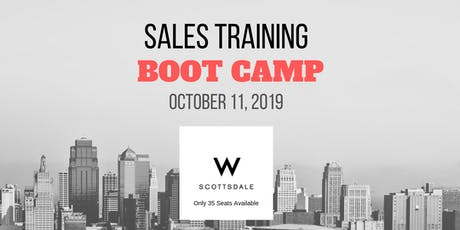 Sales Boot Camp - Raise Your Selling Skills To A New Level tickets