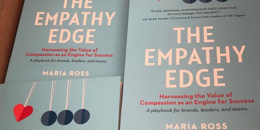 How Empathy Gives Your Brand and Leaders an Edge (Panel & Book Signing)
