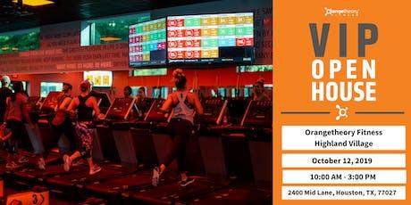 Orangetheory Fitness Highland Village Open House tickets