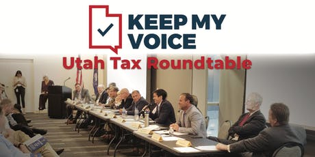 Roundtable Discussion with State Legislators on Tax Reform tickets