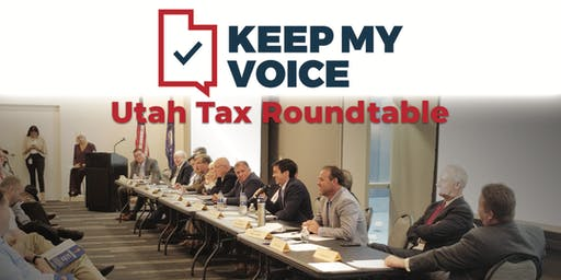 Roundtable Discussion with State Legislators on Tax Reform